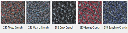 Colorstar Crunch Color Options