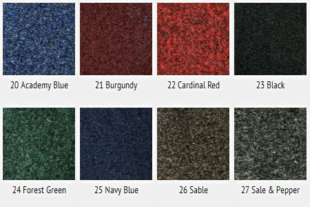 Impressionist Mat Color Options